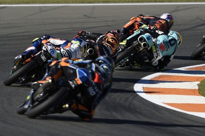 MotoGP reveals supplier and start year for electric support series