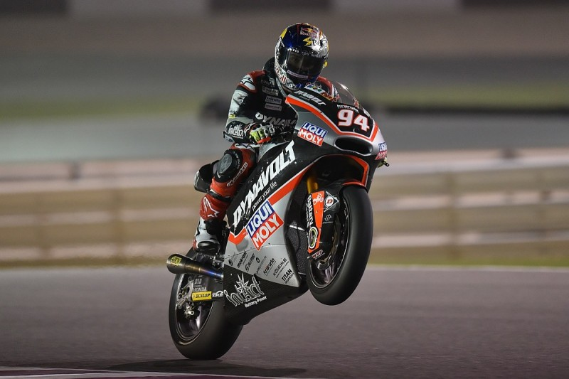 Tech 3 signs Jonas Folger to replace Bradley Smith in MotoGP 2017