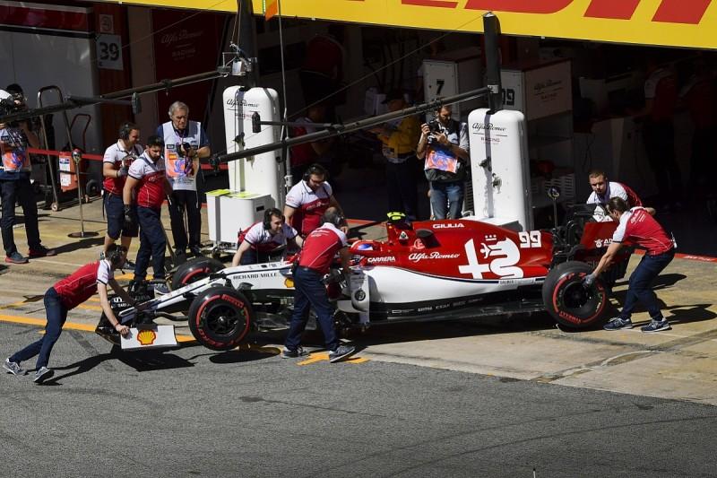 "How ""powerful"" Alfa Romeo F1 team handled tech boss turnover"