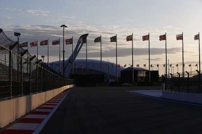 Russian GP boss expects Sochi to host F1 night race in future