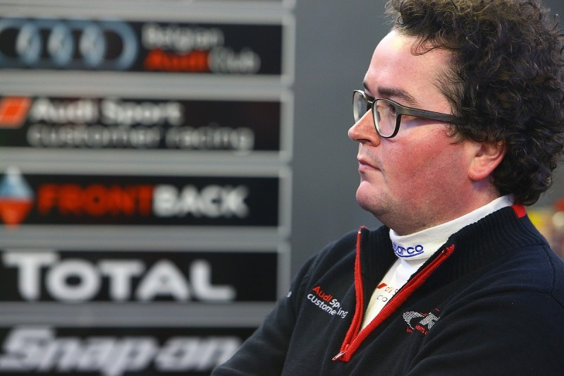 2016 Blancpain GT champion Enzo Ide in coma