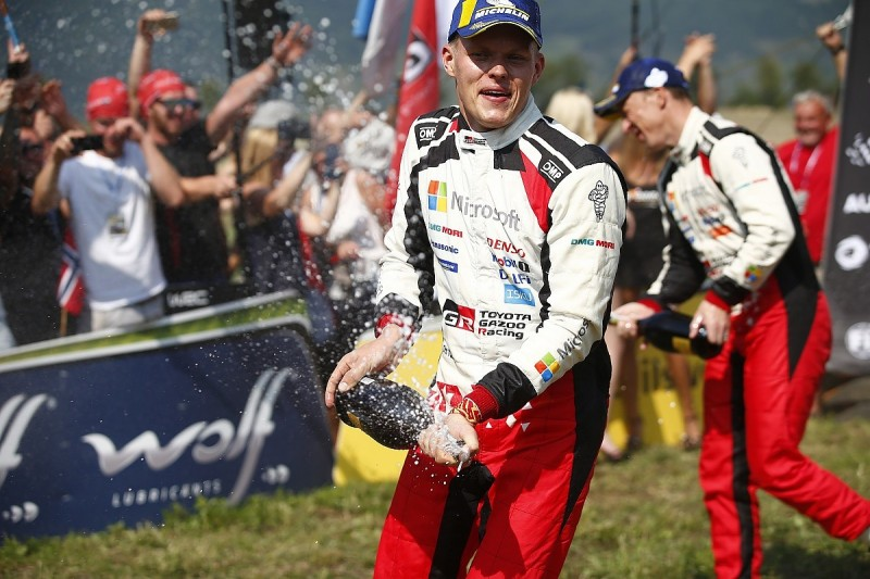 M-Sport wants Ford help to lure WRC leader Ott Tanak from Toyota