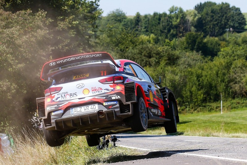 """Hyundai WRC team boss hits out at """"wasted"""" opportunity"""