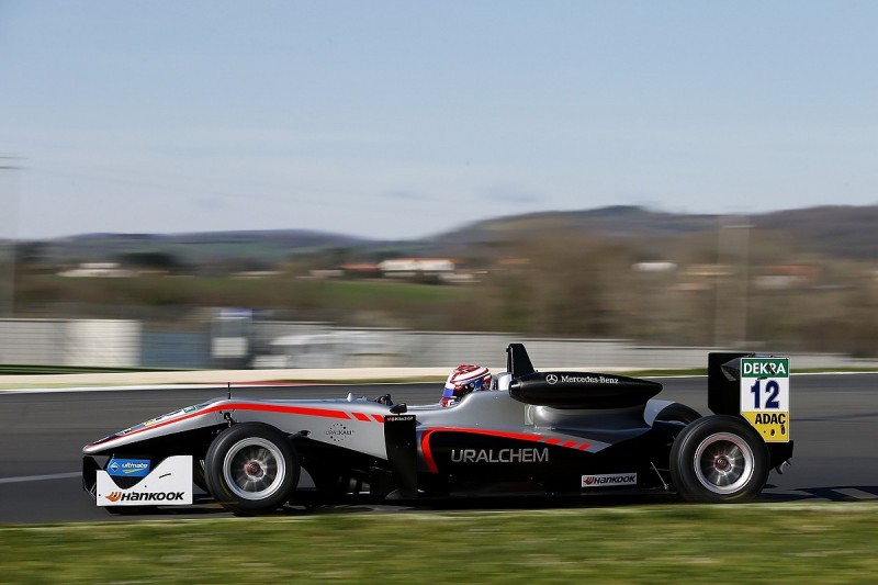 """The F1 lessons George Russell took from """"almost laughable"""" F3 year"""