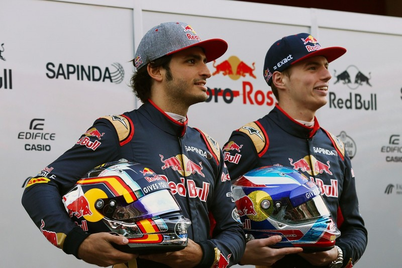 """Max Verstappen Red Bull F1 move eases Toro Rosso """"unrest"""" with Sainz"""