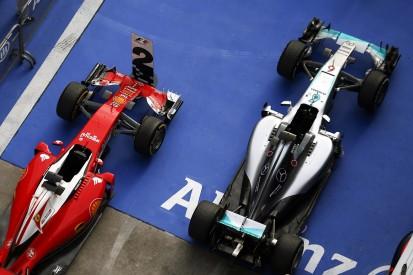 Mercedes F1 team forced into problems by Ferrari threat