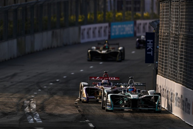 Evans: Qualifying benchmark Jaguar needs better Formula E race pace