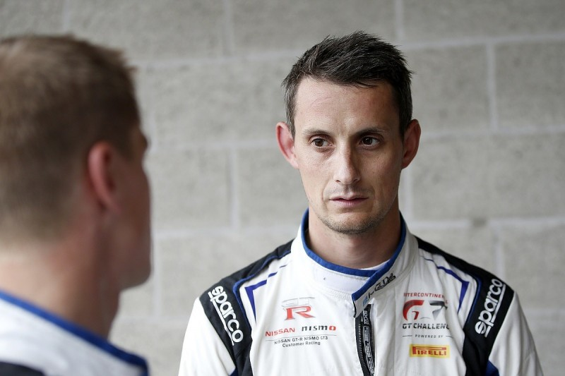 Oliver Jarvis gets late Ginetta LMP1 call for Silverstone WEC