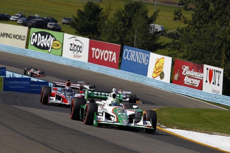 IndyCar lines up Watkins Glen or Gateway to replace Boston race