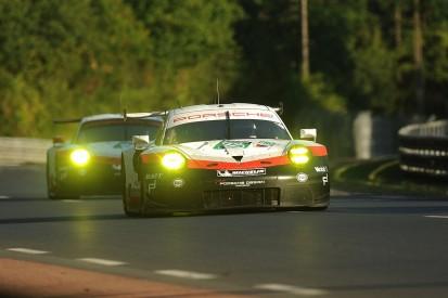 Porsche's 2018 Le Mans 24 Hours GTE expansion required LMP1 exit