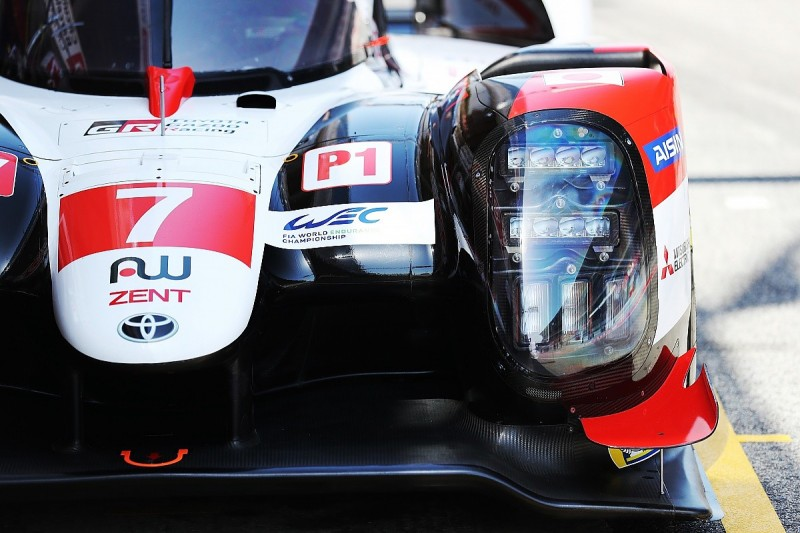 Toyota hit with second weight penalty ahead of Silverstone WEC
