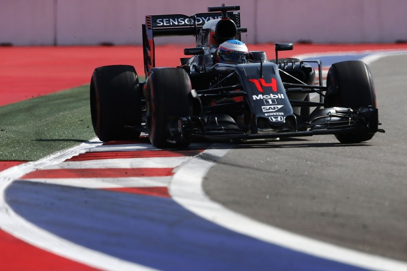 Fernando Alonso: Regular F1 points now realistic for McLaren