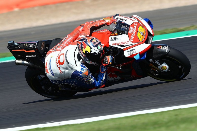 Miller had issue with launch device after Silverstone MotoGP start