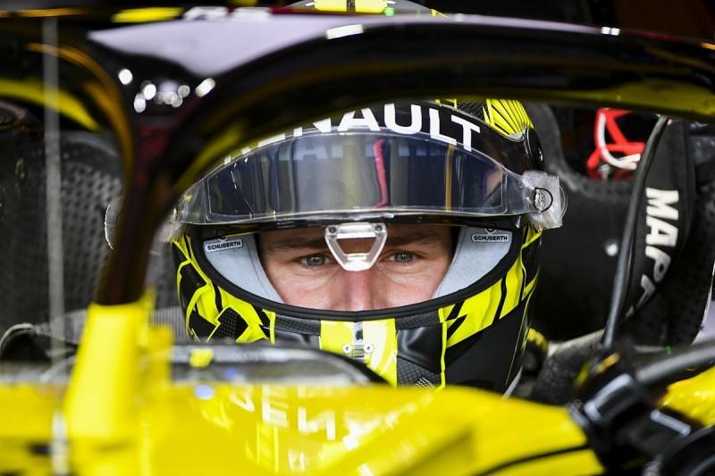 "Hulkenberg teases ""exciting"" Belgian GP Thursday amid Ocon rumours"