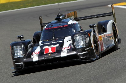 Hartley heads a Porsche 1-2 in WEC first practice at Spa