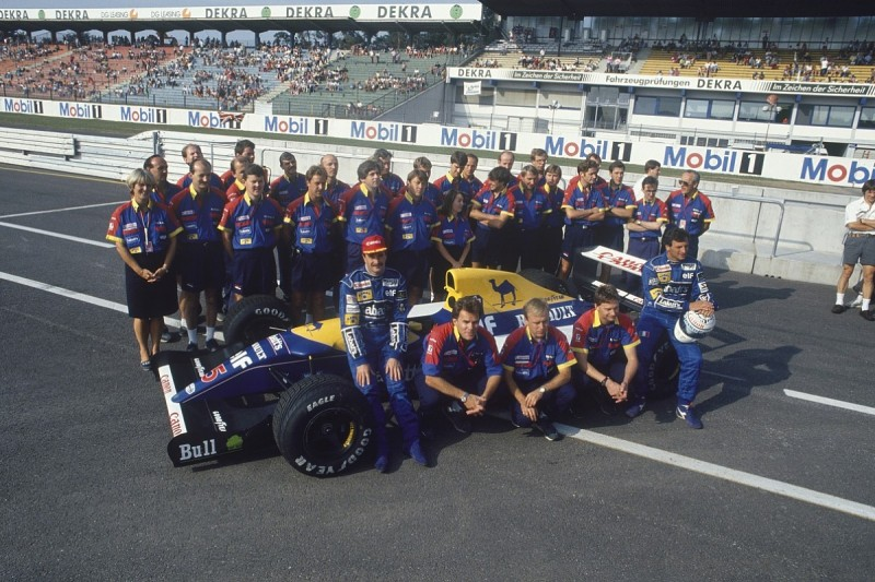 Patrick Head explains why the 1992 Williams FW14B was great