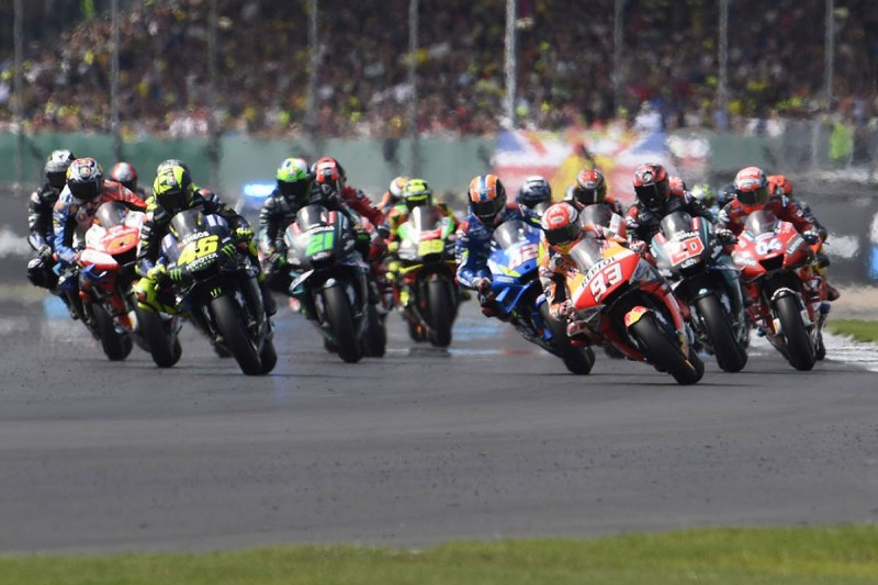 Draft MotoGP calendar details multiple changes, including Thai move
