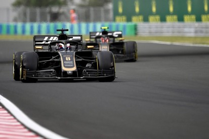 Haas F1 team ends split-specification experiment from Belgian GP