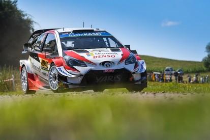 Toyota will investigate Tanak WRC Rally Gemany brake problem