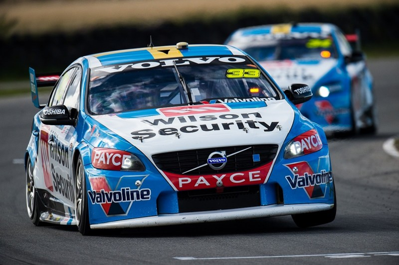 Volvo withdraws factory involvement in V8 Supercars for 2017