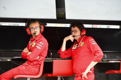 Binotto: New role not to blame for Ferrari's F1 reliability dramas