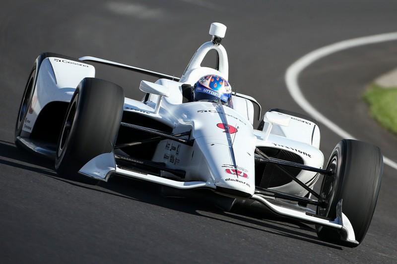 IndyCar facing biggest change in five years - Scott Dixon