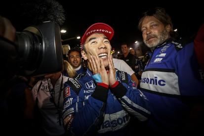 Sato: Support after Pocono crash made Gateway IndyCar win special
