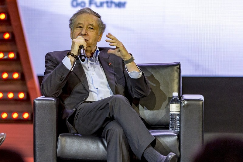 Jean Todt formally re-elected as FIA president for third term