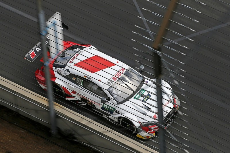 Rast wins at Lausitzring, as Audi takes title in DTM's 500th race