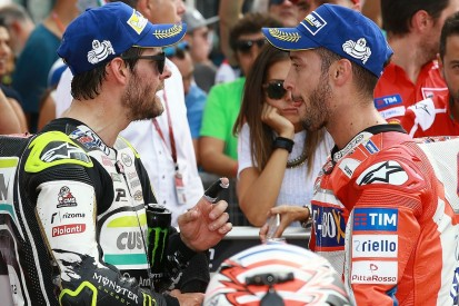 Crutchlow: I'm as fast as 2017 MotoGP title contender Dovizioso