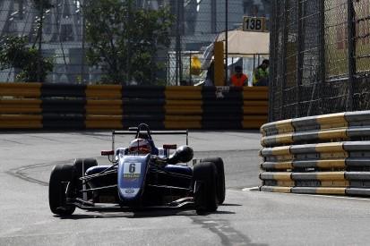 Carlin confirms Devlin DeFrancesco for 2018 European F3 season
