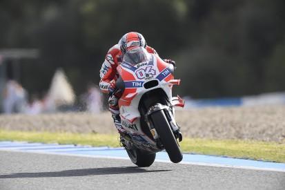 Ducati not expecting to change its MotoGP bike for Jorge Lorenzo
