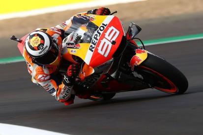 Lorenzo: Not worth pushing harder in SIlverstone MotoGP qualifying