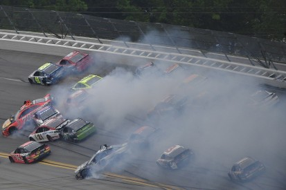 Kyle Busch wishes he missed Talladega NASCAR Sprint Cup race