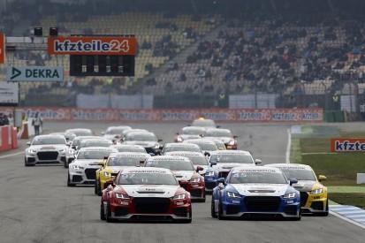 WRC's Mikkelsen and ex-F1 driver Speed get Audi TT Cup starts