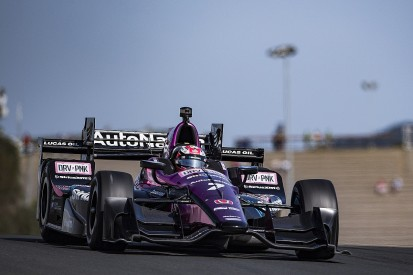 Harvey to contest 2018 IndyCar races as part of Shank/SPM tie-up