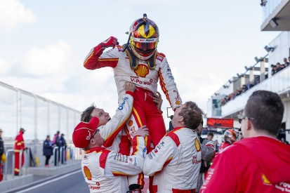 The Bend Supercars: McLaughlin equals Lowndes single-season win record
