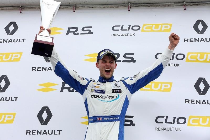Clio Cup champion Bushell to make BTCC return with Team Hard