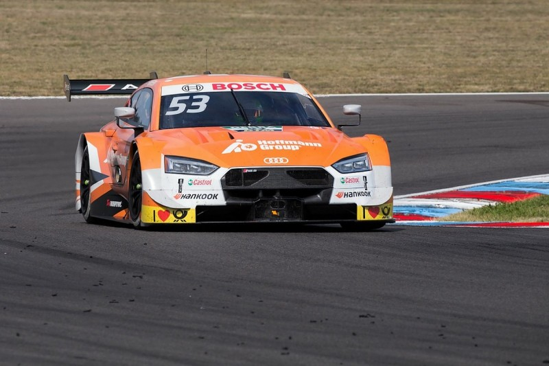 Lausitz DTM: Audi's Green to start series' 500th race from pole