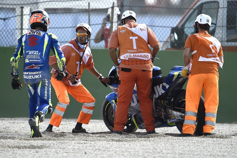 Suzuki took whole 2017 MotoGP season to put winter errors right