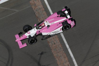 Pippa Mann secures Dale Coyne Racing Indy 500 drive
