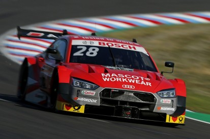 Audi takes sweep of DTM Lausitzring practice ahead of 500th race