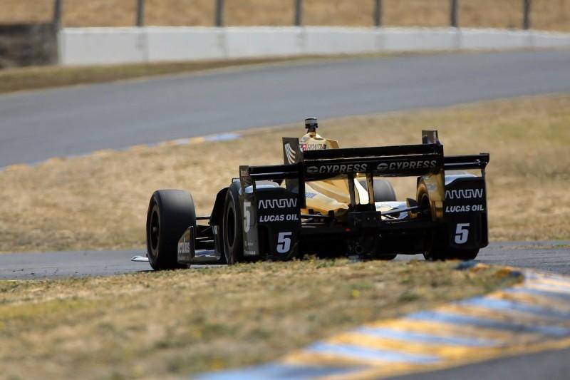Schmidt Peterson Motorsports cans Tristan Gommendy Indy 500 deal