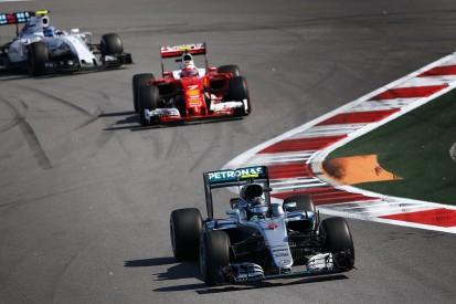 Ferrari F1 struggles in Russia just a blip - Mercedes