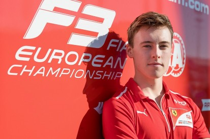Ferrari protege Marcus Armstrong joins Prema for Euro F3 debut