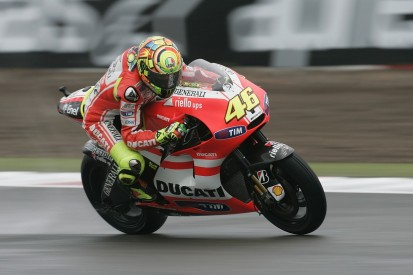Zarco's KTM plight reminds Rossi of his Ducati MotoGP misery