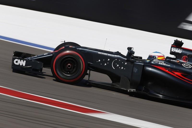 Fuel saving cost McLaren-Honda 50 seconds in Russian Grand Prix