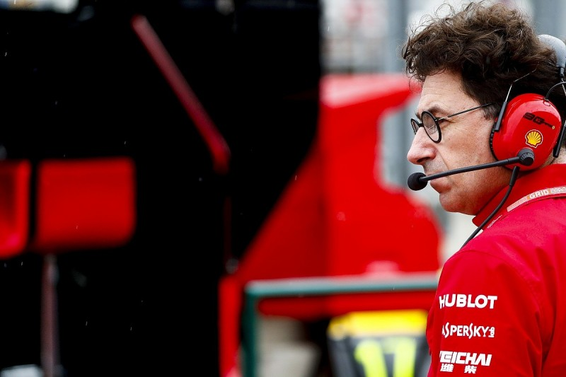 """Binotto: F1's current Pirelli tyre process is """"wrong"""" for Ferrari"""