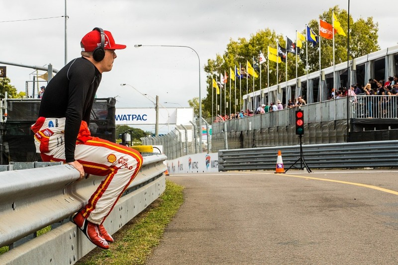 """Supercars champion McLaughlin denies claims he's become """"boring"""""""