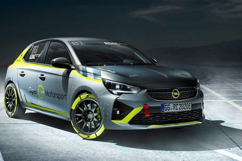 Opel's junior rally championship goes electric from 2020